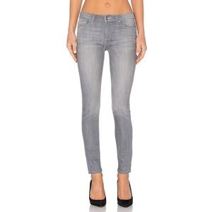 Joes Jeans Cool Off Vixen Ankle Skinny Jeans With Phone Pocket Justina Grey NWT
